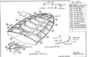 Broadbill Duck Boat Plans on viking house designs