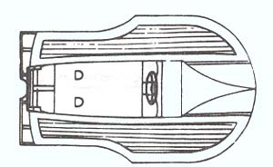 3 point hydroplane plans