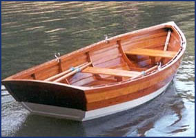 plans for a wooden boat