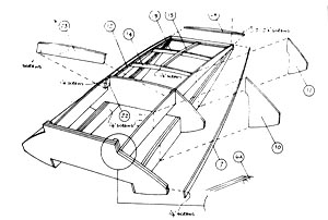 Tunnel+Boats+Design Clark Craft Boat Plans and Kits